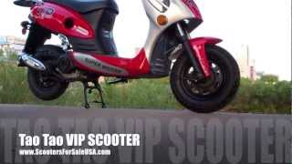 VIP Tao Tao Scooter .Scooters For Sale USA Best 49cc 50cc performance scooter moped