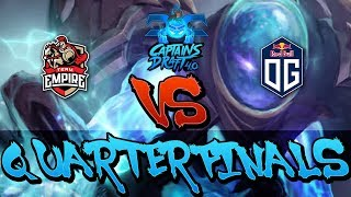 Dota 2 Team Empire vs OG - CD 4.0 Quarterfinals