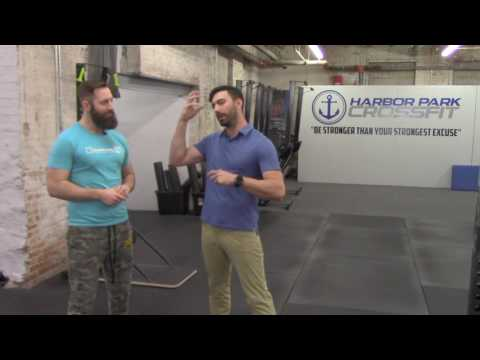 Anchored at Harbor Park CrossFit - Episode 18: Chiropractic Care for Body Maintenance