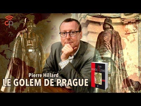 """Conférence Pierre Hillard à Nice - Extrait """"Le Golem de Prague"""""""
