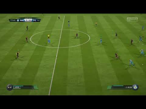 FIFA 18 - This can only be done using Manual Controls (Pro Clubs)