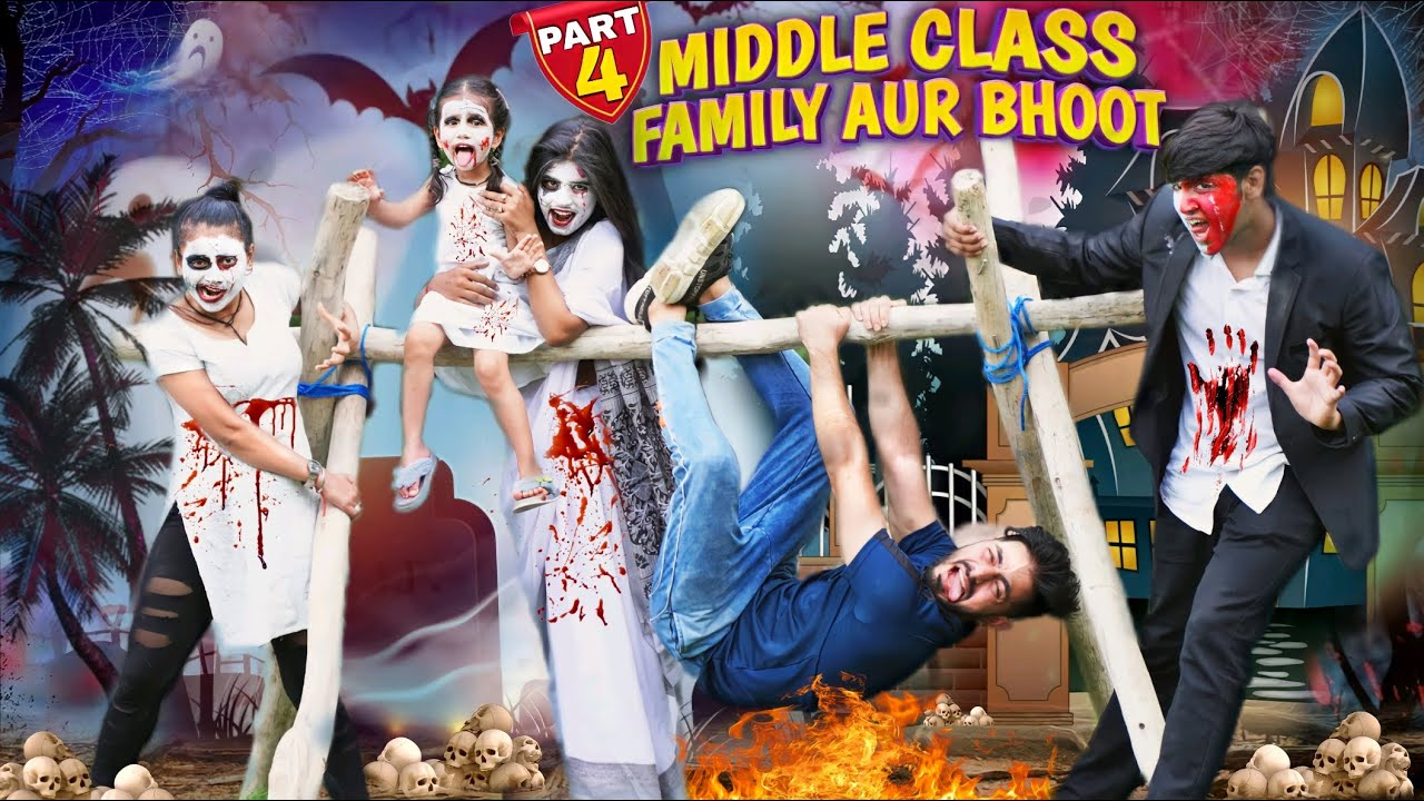 Middle Class Family Aur Bhoot Part-4 || we3 || Aditi Sharma