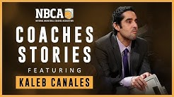 Kaleb Canales - Knicks Assistant Coach Stays True To His Laredo, TX Roots