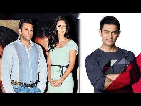 Salman Khan Is Protective About Katrina Kaif, Aamir Khan Takes A U-Turn On His Intolerance Debate