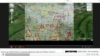10.11.14 Pt 1/5 Batman Map Decoded: Asteroid Impact in Midwest?