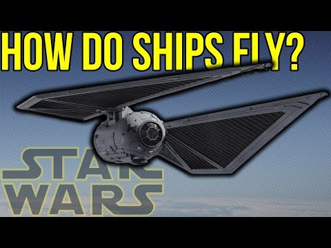 How do Star Wars Ships Fly? Star Wars Lore Explained