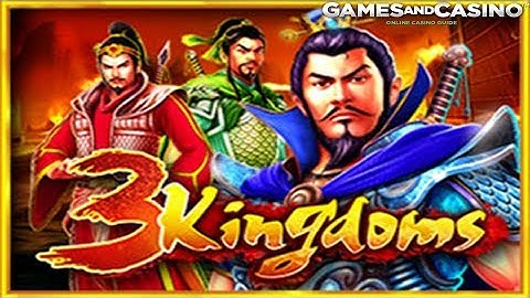 "New online #casino #slot ""3 Kingdoms - Battle of Red Cliffs"" by Pragmatic Play"