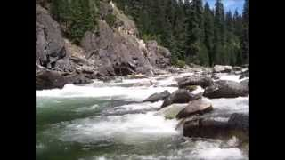 Selway River - Late July 2014