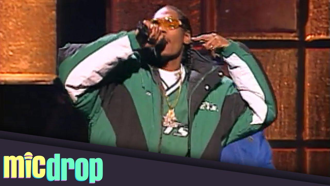 "Download Snoop Dogg ""Upside Ya Head"" LIVE Performance -  MicDrop"