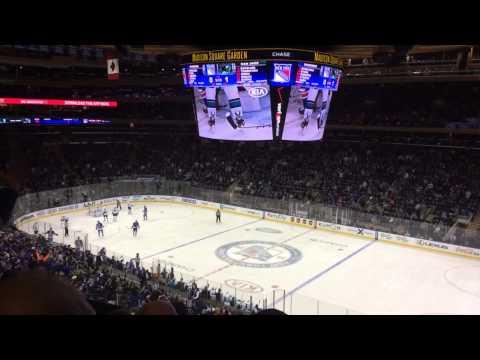NYR v SJS - Goal disallowed reaction
