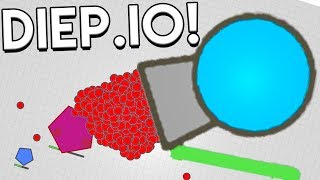 THE ULTIMATE TANK .io GAME - DIEP.IO