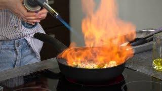 #2 РЕЦЕПТЫ ОТ ШЕФА «ЕШЬ ДЕРЕВЕНСКОЕ» / Печёный батат с индейкой, овощами и йогуртовым соусом
