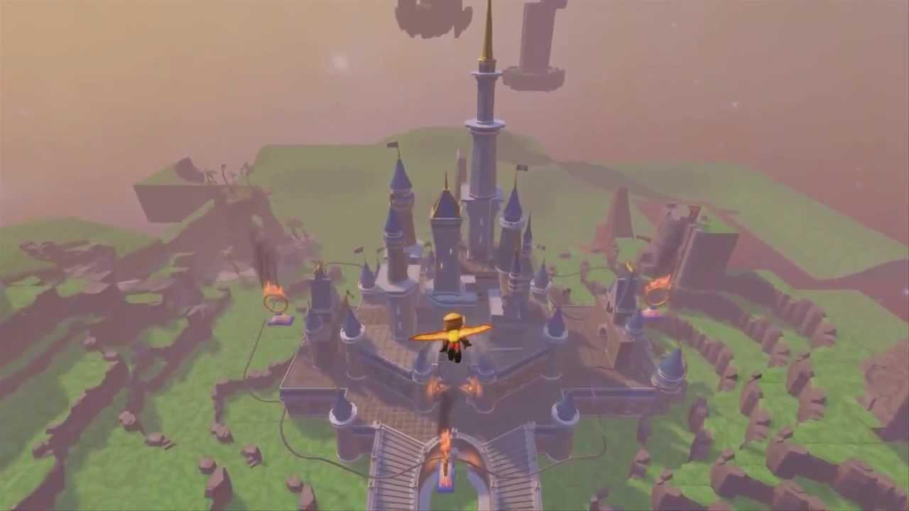 Disney Infinity Toy Box Game Creation Youtube
