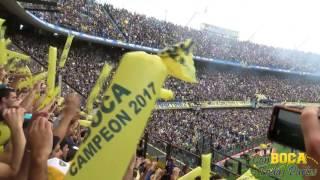 Boca mi buen amigo - BOCA CAMPEÓN 2017
