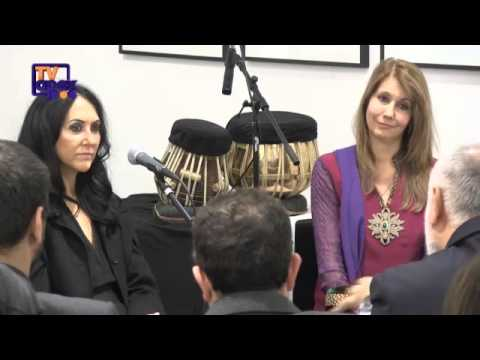 Liz Jones of Daily Mail in Conversation with Kristiane Backer