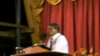 Desenmascarando al diablo 3 Rev. Eugenio Masias