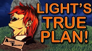 Anime Theory: Light's TRUE PLAN! (Death Note Theory)