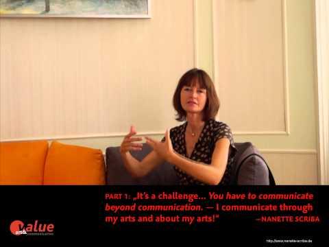 ValueTalk! — Nanette Scriba