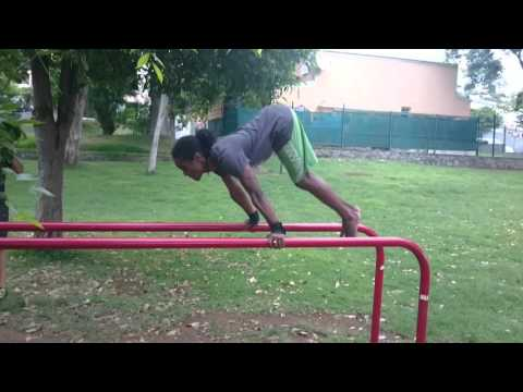 Street workout - Bar Unit 2016 (teaser)