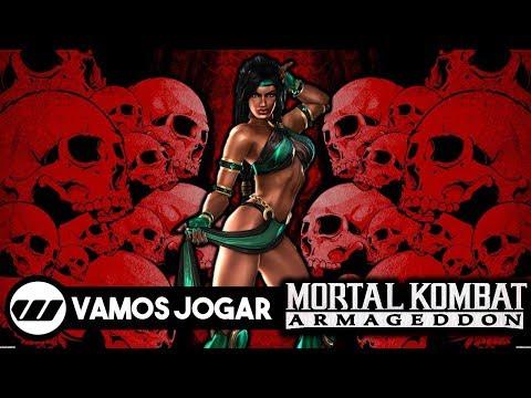 MK ARMAGEDDON: Jogatina Com JADE