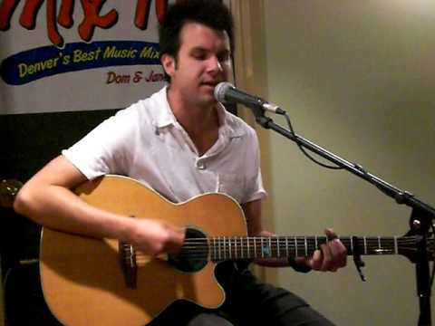 Howie Day Collide Live performance