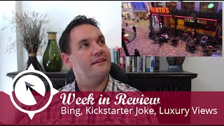 Week In Review: Bing Search Update, Potato Salad & Luxury Spying!