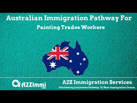 Painting Trades Worker | 2020 | PR / Immigration Requirements For Australia