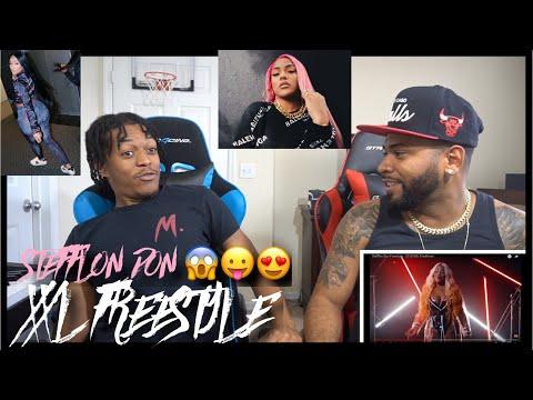 Stefflon Don Freestyle - 2018 XXL Freshman   FVO REACTION
