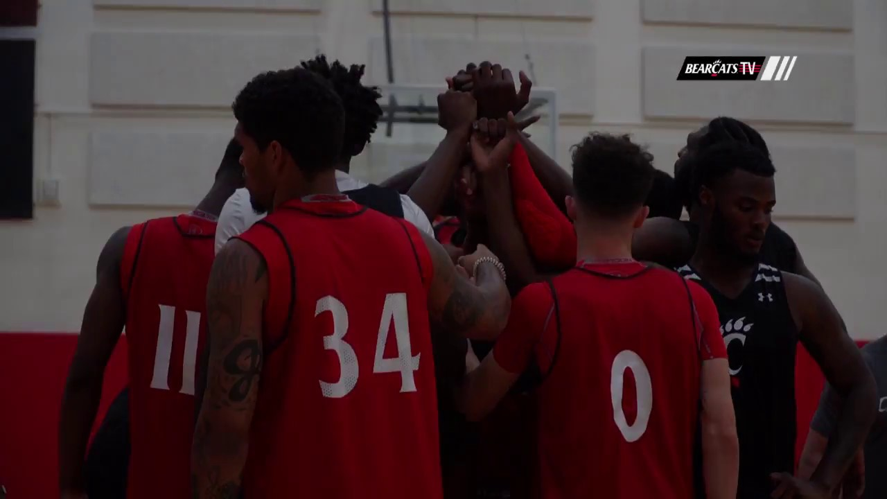 6f442684b Cincinnati Men s Basketball  Good to Be Back - YouTube