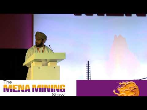 Ministry of Commerce & Industry, Oman: Mining opportunities in Oman