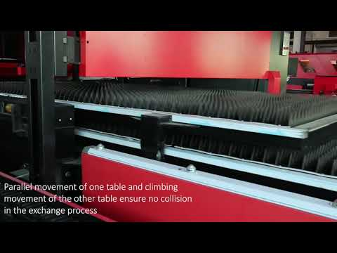 Máquina Baisheng Laser Industrial Corte