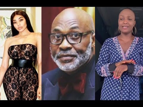 Between RMD & Dencia. Breaking News!!! Blogger Blessing Okoro Drinks Wine With Real House Owner.