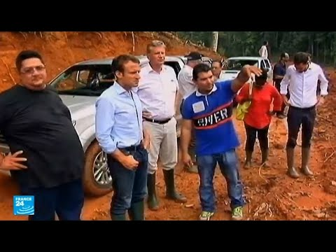 فرنسا.. جدل كبير حول مشروع استخراج الذهب في غويانا  - 13:22-2017 / 11 / 13