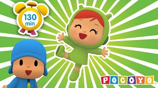👧 POCOYO in ENGLISH - Nina's Christmas [130 minutes] | Full Episodes | VIDEOS and CARTOONS for KIDS