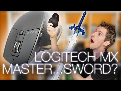 Logitech MX Master Mouse Review - It's Business Time