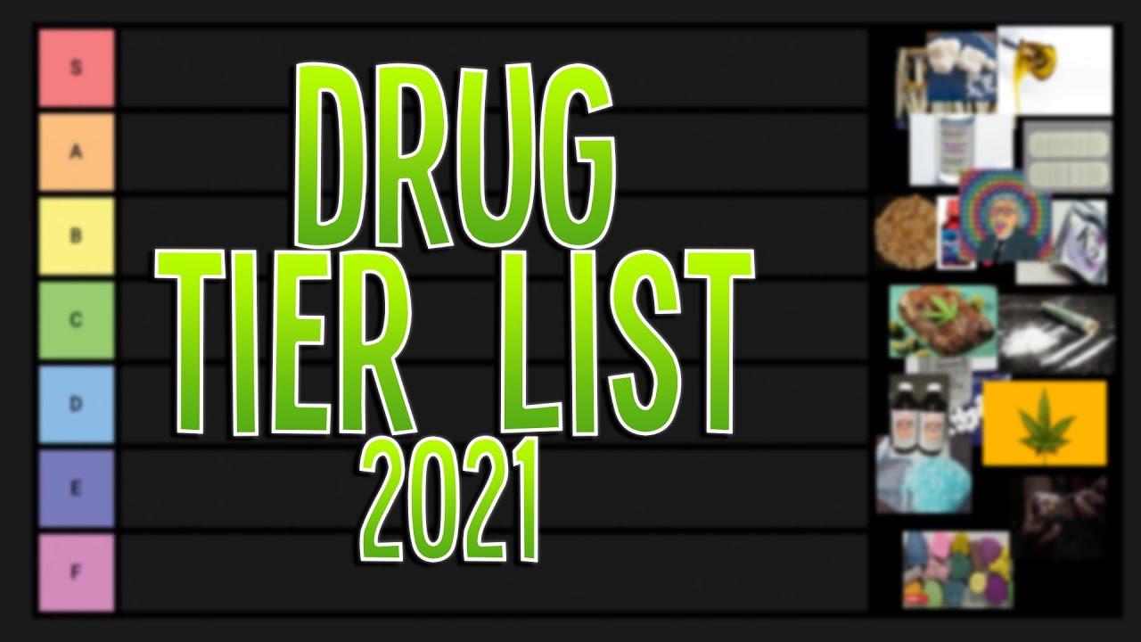 Download My Drug Tier List 2021