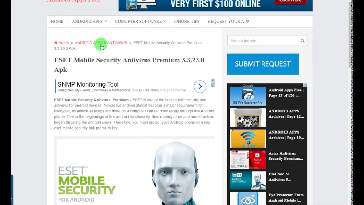 eset mobile security activation key for android
