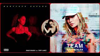 Bhad Bhabie x IGGY Azalea - TEAM-Face Savage _ Mashup Audio