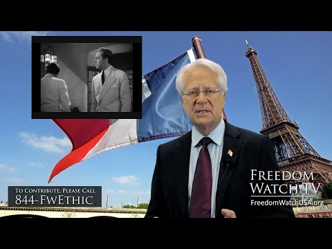 History Lesson From Larry Klayman About Alleged French Anti-Semitism