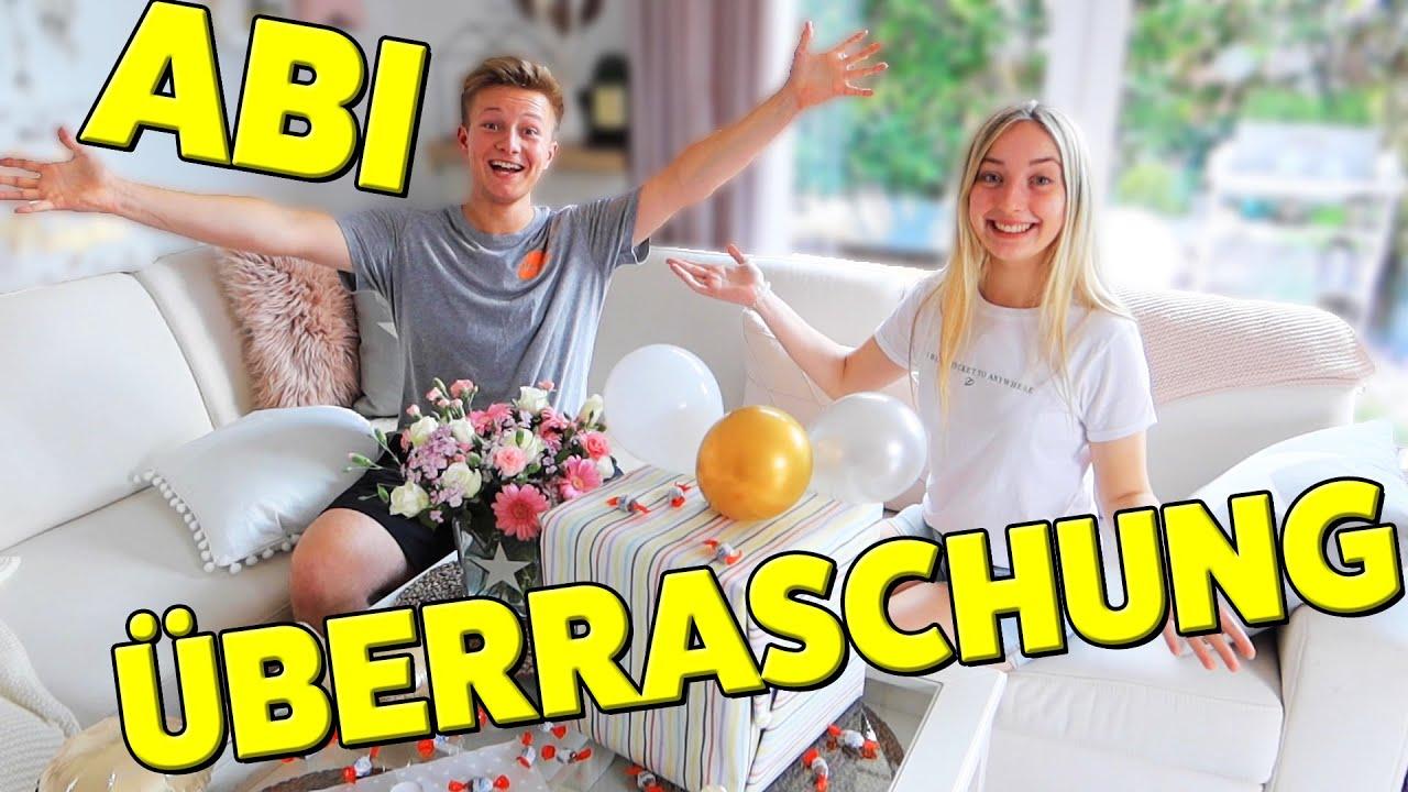 ABI PARTY 2020 - FETTE ÜBERRASCHUNG DES JAHRES   MEGA GESCHENK + GRILL PARTY 🤣 Ash und Max