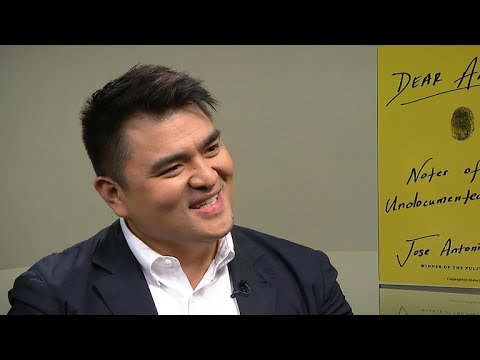 Pulitzer Prize-winning journalist Jose Antonio Vargas on living in the U.S. undocumented for 25 y…