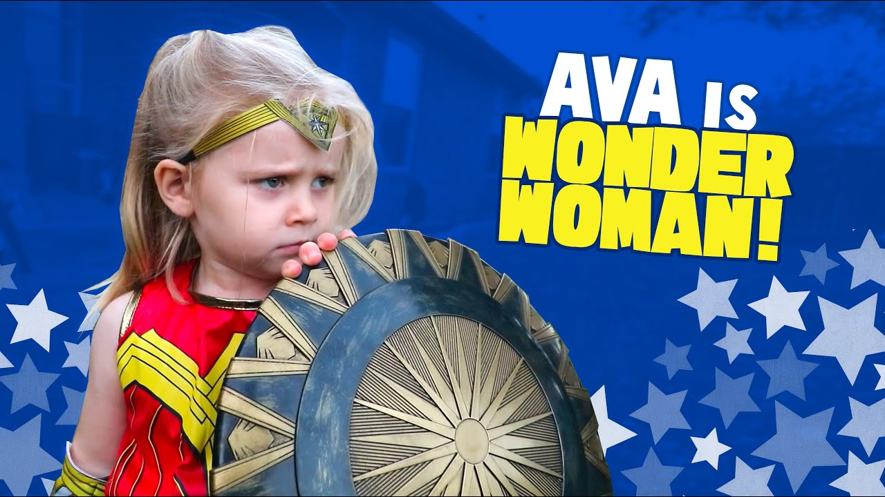 Justice League Movie Wonder Woman Gear Test & Toys Review for Kids by KIDCITY