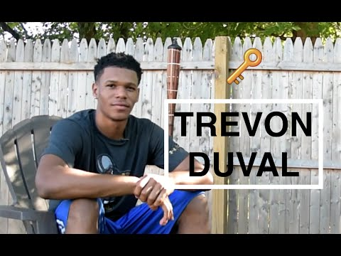 Trevon Duval Talks AAU Career, High School Plan, College Recruitment, Advice For Young Ballers