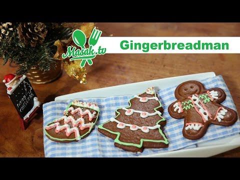 Gingerbread Man   Patiseri #029