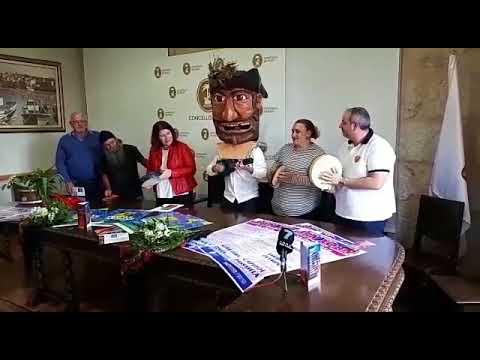 Presentadas las fiestas de San Xoán de Poio