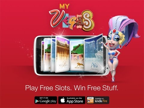 myVegas - Play Free Slots Win Real Rewards!