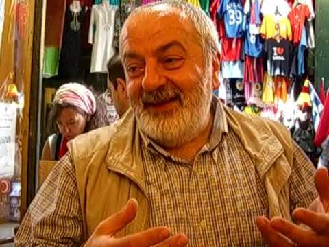 A visit to Egin Tekstil, Grand Bazaar, Istanbul