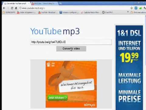descargar videos de YouTube en mp3  (descarga musica de YouTu)