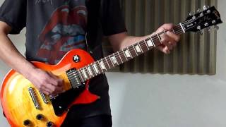 The Doors - Break On Through - Guitar Cover