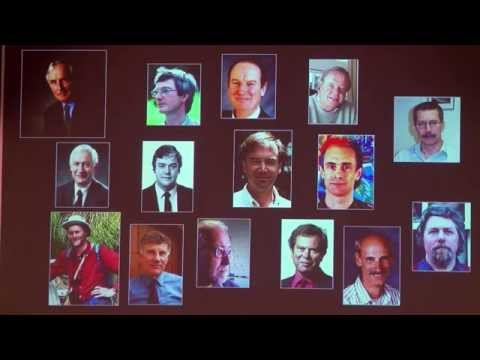 Mel Goodale - 'Visual Routes to Knowledge and Action:  (almost) 25 Years of Two Visual Systems'